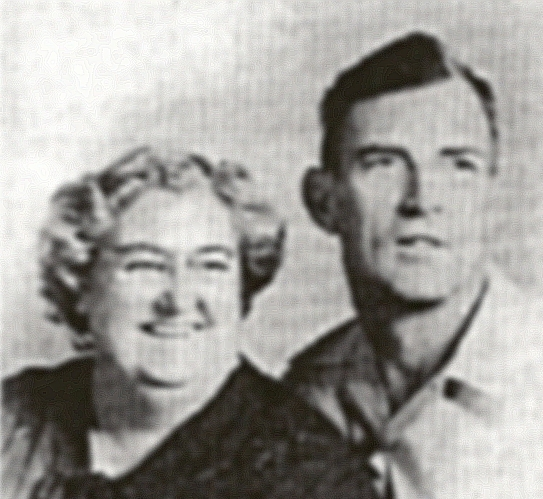 Clarence & Mary