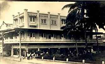 The Mitchelmore Building, Suva